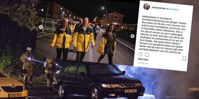 TT/Stefan Löfvens Instagram
