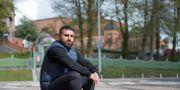 Mehdi Adnan Mossa. Ali Lorestani / TT / TT NYHETSBYRÅN