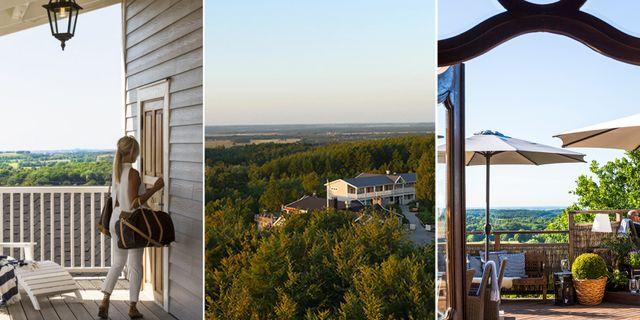Boutiquehotellet The Lodge i skånska Genarp bygger nytt spa med infinitypool, kallvak och terrasser med bubbelbad. The Lodge