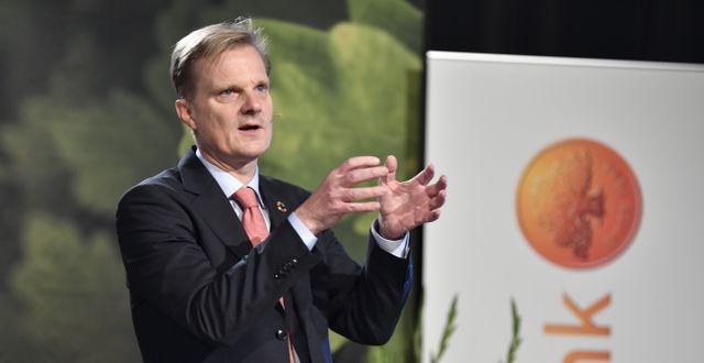 Jens Henriksson. Anders Wiklund/TT / TT NYHETSBYRÅN