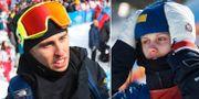 Henrik Harlaut och Jennie-Lee Burmansson. TT
