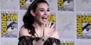 Nicole Maines på Comic-Con Mike Coppola / GETTY IMAGES NORTH AMERICA