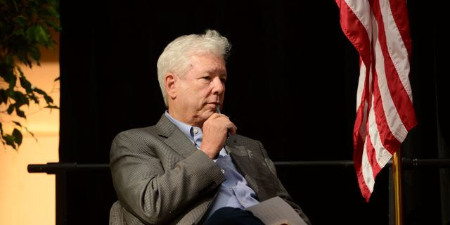 Richard Thaler.  Paul Beaty / TT / NTB Scanpix