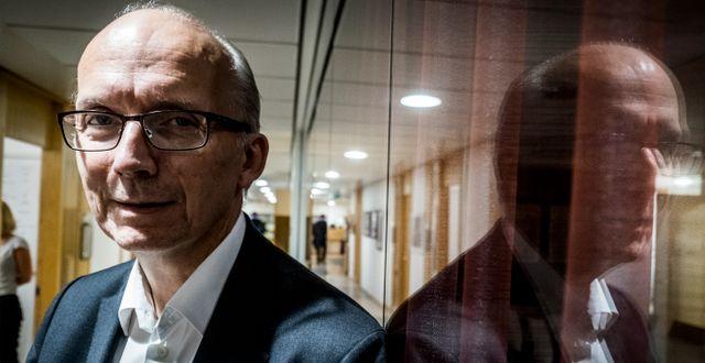 KI-chefen Urban Hansson Brusewitz  Magnus Hjalmarson Neideman/SvD/TT / TT NYHETSBYRÅN