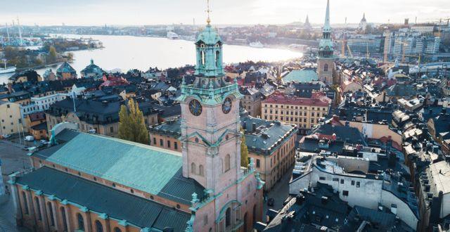 Stockholm. Fredrik Sandberg/TT / TT NYHETSBYRÅN
