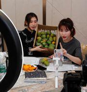 Illustrationsbild. Fenomenet är stort i Kina.  Andy Wong / TT NYHETSBYRÅN