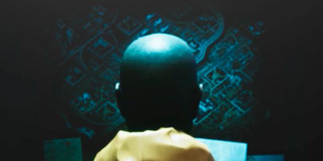 Skärmdump från trailer till spelet.