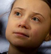 Greta Thunberg. Virginia Mayo / TT NYHETSBYRÅN