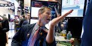 Wall Street. Richard Drew / TT NYHETSBYRÅN/ NTB Scanpix