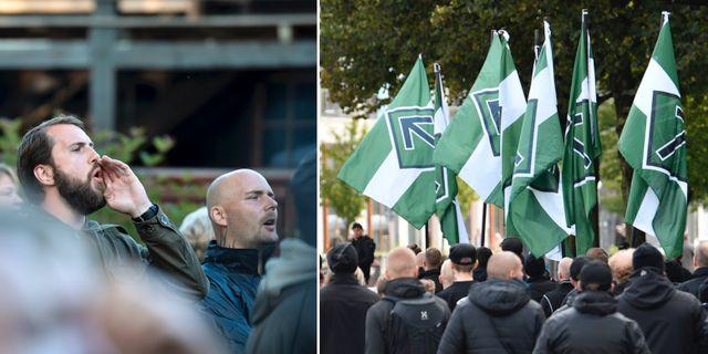 Nazistiska valdsdad okar
