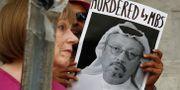 Arkivbild. Protester efter Jamal Khashoggis försvinnande. Jacquelyn Martin / TT NYHETSBYRÅN