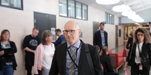 Jim Westerberg. Adam Ihse/TT / TT NYHETSBYRÅN