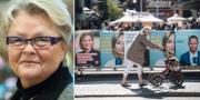 Eva Eriksson. TT