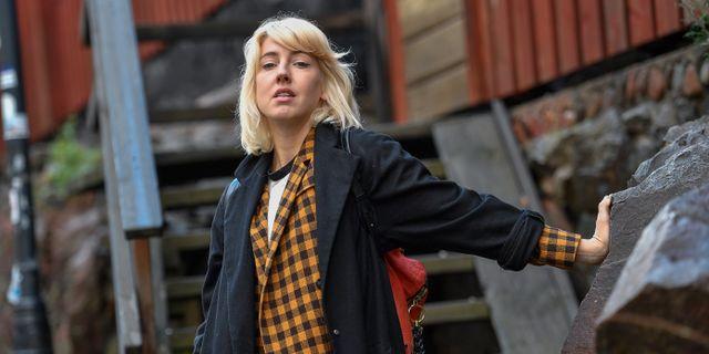 Veronica Maggio. Arkivbild. Jonas Ekströmer/TT / TT NYHETSBYRÅN