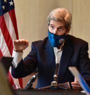 USA:s klimatsändebud John Kerry.  TT NYHETSBYRÅN