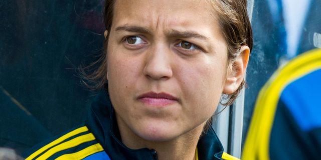 Marija Banusic. CLAUDIO BRESCIANI / TT / TT NYHETSBYRÅN
