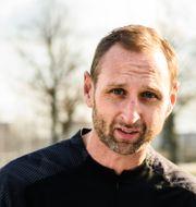 Andreas Georgsson, här under U21-match mellan Malmö FF och BK Häcken i april 2019. PETTER ARVIDSON / BILDBYRÅN