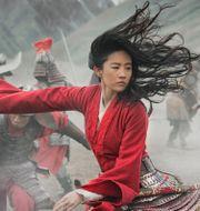"""Disney släppte sin storfilm """"Mulan"""" direkt till sin streamingtjänst. Jasin Boland / TT NYHETSBYRÅN"""