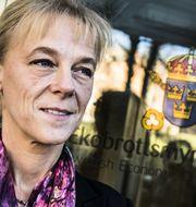 Chefsåklagare Gunilla Sandblom Lars Pehrson/SvD/TT