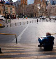 Melbourne.  Daniel Pockett / TT NYHETSBYRÅN