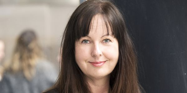 Charlotta Mellander, nationalekonom och professor på Handelshögskolan i Jönköping. Foto: Anna Hållams