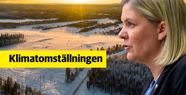 Mats Engfors/Fotographic/Bodens kommun/TT