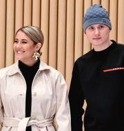 Molly Sandén och Einár. Stina Stjernkvist/TT / TT NYHETSBYRÅN