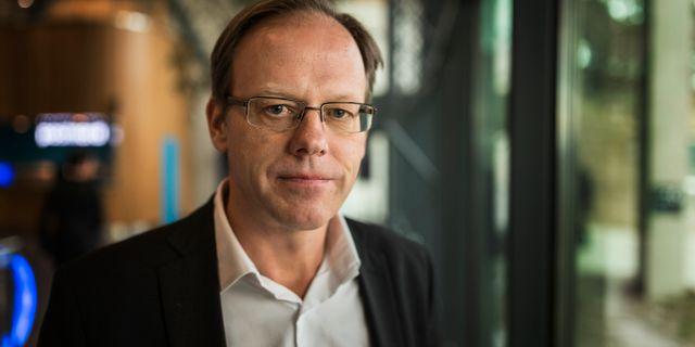Postnords vd Håkan Ericsson. Arkivbild.  Adam Wrafter/SvD/TT / TT NYHETSBYRÅN