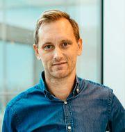 Kristoffer Väliharju. Pressbild: Jesper Berg
