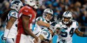 Carolina Panthers möter Arizona Cardinals i NFL. Bob Leverone / TT NYHETSBYRÅN