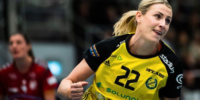 Johanna Ahlm, arkivbild. MATHIAS BERGELD / BILDBYRÅN