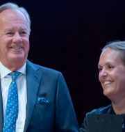 Arkivbild. Stefan Persson under H&M:s årsstämma i Aula Medica på Karolinska Institutet i maj 2018. Jessica Gow/TT / TT NYHETSBYRÅN