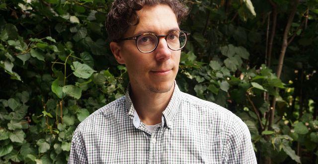 Karl Wennberg, professor i företagsekonomi på Linköpings universitet. Foto: Annika Moberg.