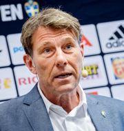 Arkivbild, Håkan Ericson. Jonas Ekströmer/TT / TT NYHETSBYRÅN