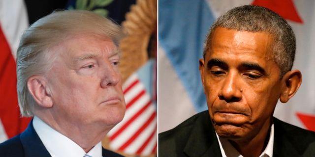 Tydlig ledning for obama