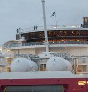 Viking Lines Grace. LEIF R JANSSON / TT / TT NYHETSBYRÅN