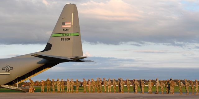 AIRMAN FIRST CLASS DANIEL A. HER / US AIR FORCE