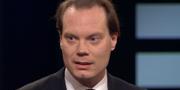 Martin Kinnunen i Agenda. SVT