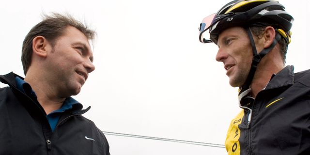 Armstrong det har varit svara veckor