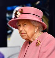 Drottning Elizabeth. Ben Stansall / TT NYHETSBYRÅN