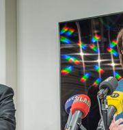 Både Kommunals kassör Anders Bergström och ordförande Annelie Nordström har fått lämna sina poster efter avslöjandet Tomas Oneborg/SvD/TT / TT NYHETSBYRÅN