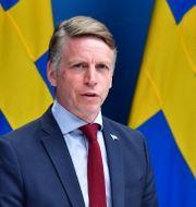 Finansmarknads- och bostadsminister Per Bolund,  Jonas Ekströmer/TT / TT NYHETSBYRÅN
