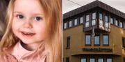 """Esmeralada, även kallad """"Lilla hjärtat""""/Norrköpings tingsrätt Privat/TT"""