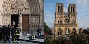 Notre-Dame. Michel Euler/AP