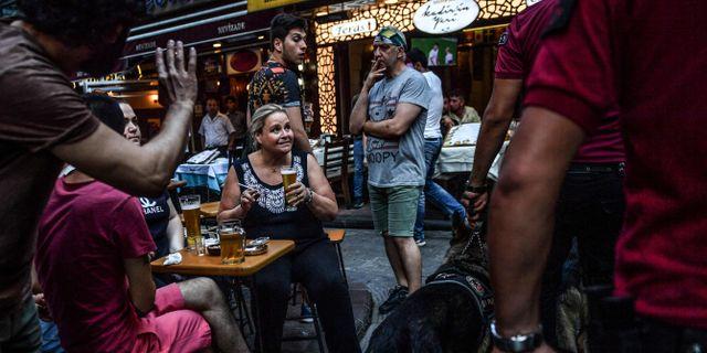 Dalig sommar for bryggerierna