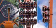 Yukon Striker placerar nöjesfältet på topp tre över världens nöjesparker med flest berg-och dalbanor. Canada's Wonderland