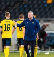 Andersson efter Georgienmatchen JESPER ZERMAN / BILDBYRÅN