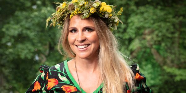 Lisa Miskovsky.  Mattias Ahlm/Sveriges Radio