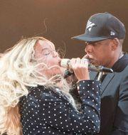 Beyoncé och Jay Z Matt Rourke / TT / NTB Scanpix