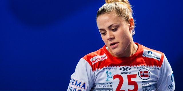 Thea Mørk.  FREDRIK VARFJELL / BILDBYR N NORWAY